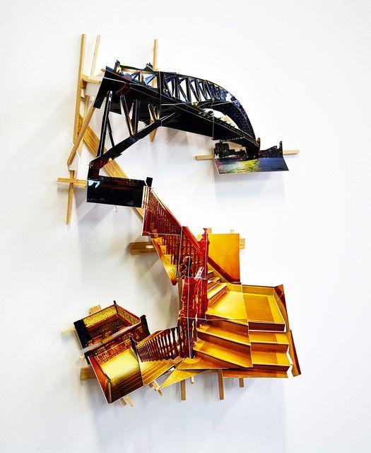 Isidro Blasco, 'Arcade-Bridge,' 2012, Dominik Mersch Gallery