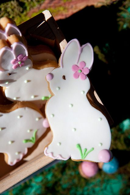 Bunny Cookies (1) From: My Life My Loves, please visit