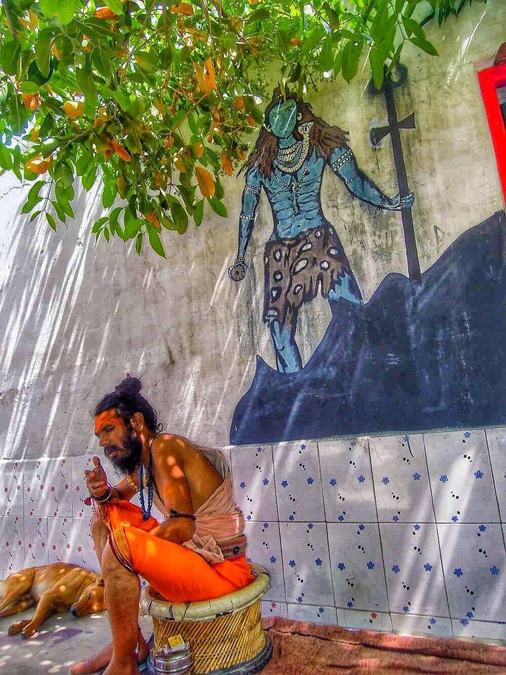 Aloo baba ashram, Pushkar