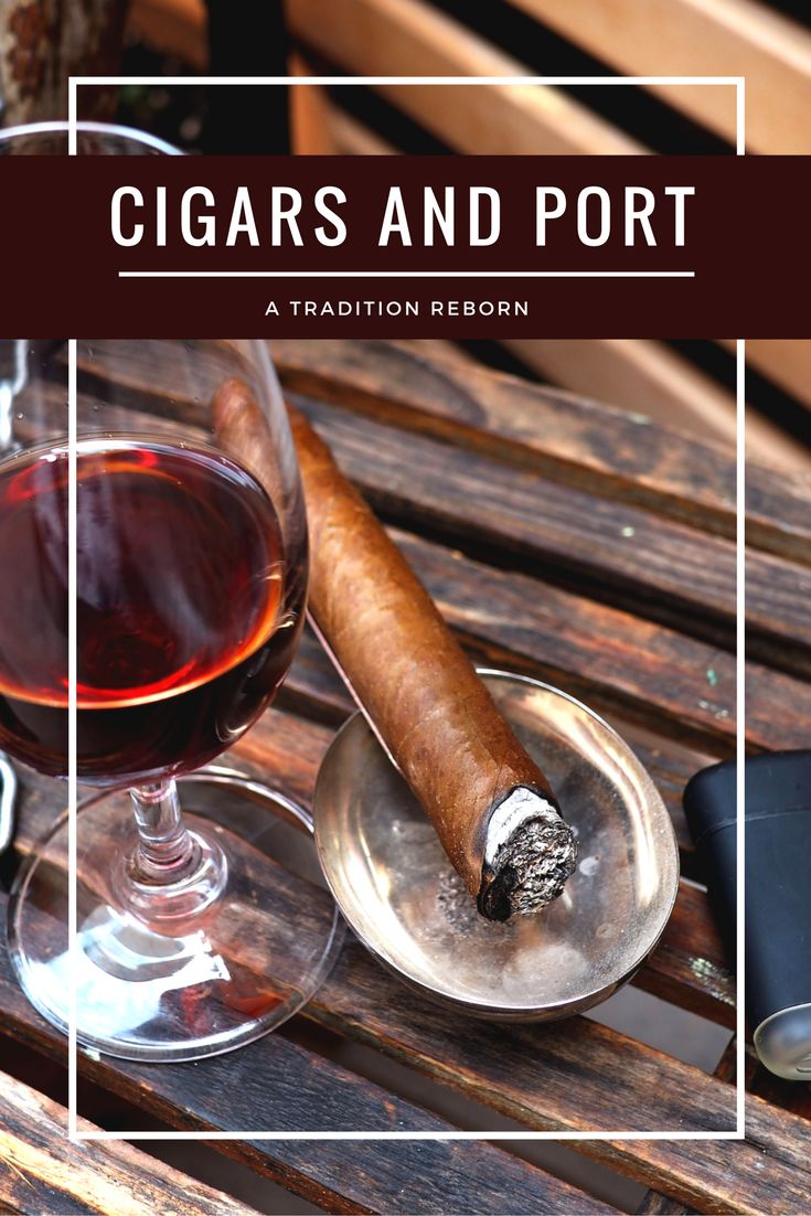 Traditionally cigars were considered an ideal companion to fortified wines such as Port, Sherry and Madeira. Somewhere along the way, however, this pairing concept fell out of favor, yet has recently re-emerged as one of the preferred cigar partnerships. A favorite companion to savory after dinner desserts, cigars and port (and port derivatives) should be in every connoisseur's line-up of libations.