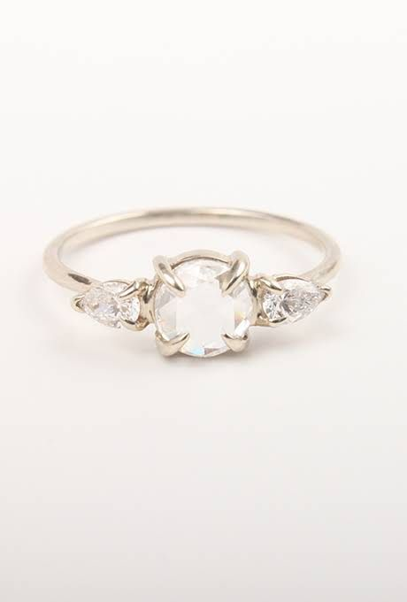 Vintage Engagement Rings Styles : Brides.com                                                                                                                                                     More
