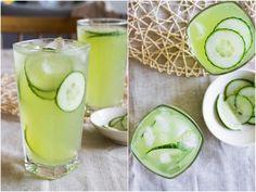 S vášní pro jídlo: Okurková limonáda