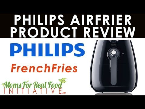 Philips Airfryer: cooking complete meals to perfection in hot air - YouTube