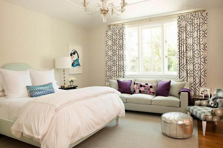 1000 ideas about teenage girl bedrooms on pinterest for Catty corner bedroom ideas