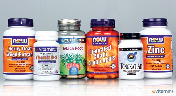 The 6 Best Supplements to Increase Testosterone