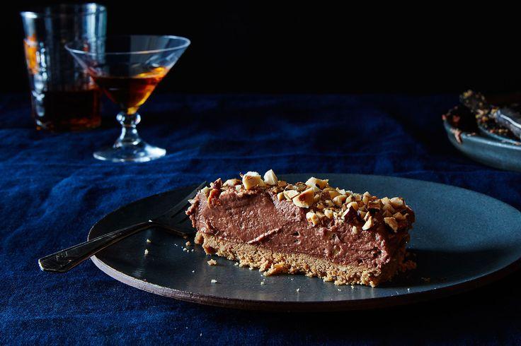 Nigella Lawson's Genius No-Bake Nutella Cheesecake on Food52