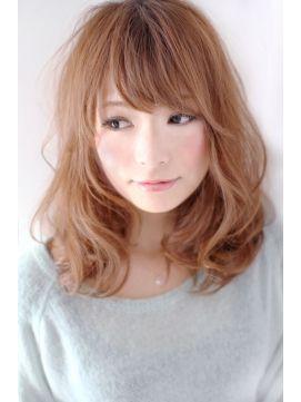【arteHAIR】かわいいヌーディなラベンダーアッシュ - ヘアスタイル・髪型・ヘアカタログ [キレイスタイル]