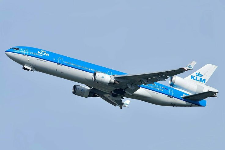 KLM Royal Dutch Airlines McDonnell-Douglas MD-11