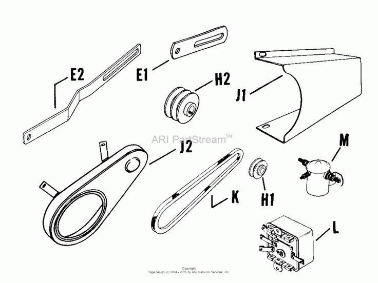Kohler K241-46324 Toro 10 Hp (7.5 Kw) Specs 4600-46858