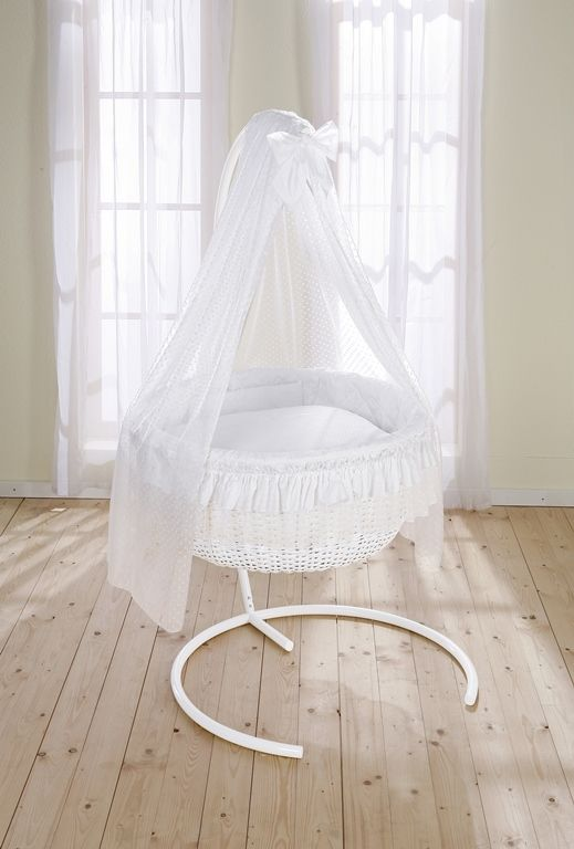 Punkin Patch Interiors - Round Wicker Swinging Crib, $1,370.93 (http://www.punkinpatch.co.uk/round-wicker-swinging-crib/)