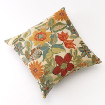 Decorative Pillow Covers Kohls : 17 Best images about Tropical pillows on Pinterest Coral pillows, Tropical bedding and Cushion ...