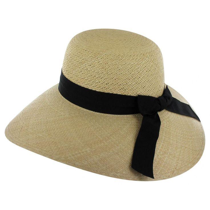 Chapeau Ella Panama by Lierys - EUR 79.00 - Chapeaux en paille - chapeaushop.fr