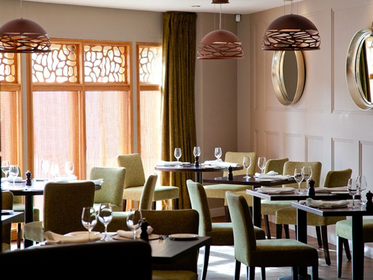 Campagne Restaurant in Kilkenny  Willie Duggan project for http://bit.ly/2iycbBs  #restaurant #design #light #italy