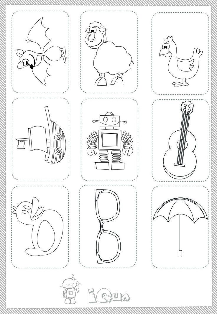 Логопедические игры для детей -Развиваем речь малыша.