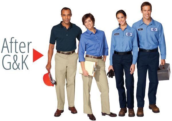 how to develop a work uniform