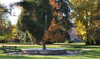 zámecký park Sychrov