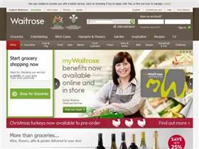 Free bottle of champagne with all online grocery orders over £50! All the latest free Waitrose voucher codes, discount codes, discount vouchers. Valid free January 2014 voucher codes for Waitrose