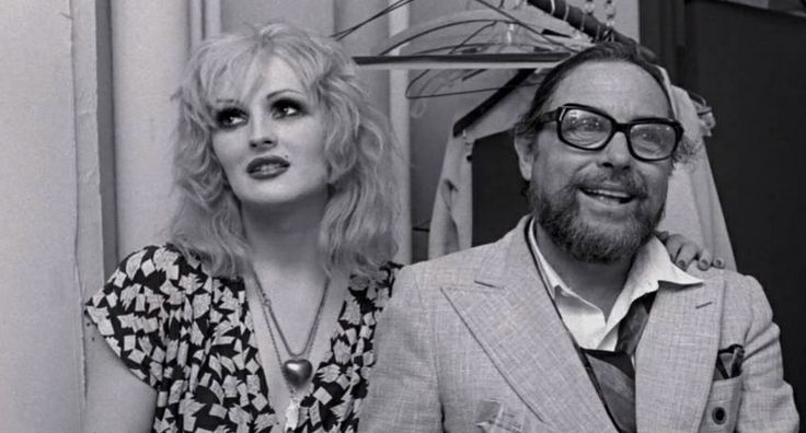 Candy Darling and Tennessee Williams