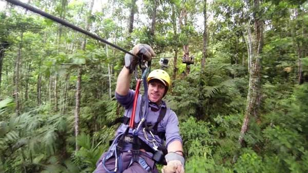 Puerto Vallarta Zip Line >> Behind-the-Scenes Photos: Costa Rica Rafting Trip | Motion | The Live Well Network | Greg Aiello ...