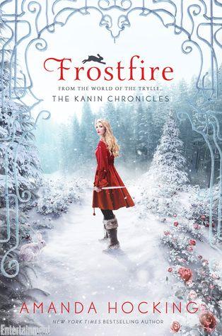 Frostfire (Kanin Chronicles #1) by Amanda Hocking