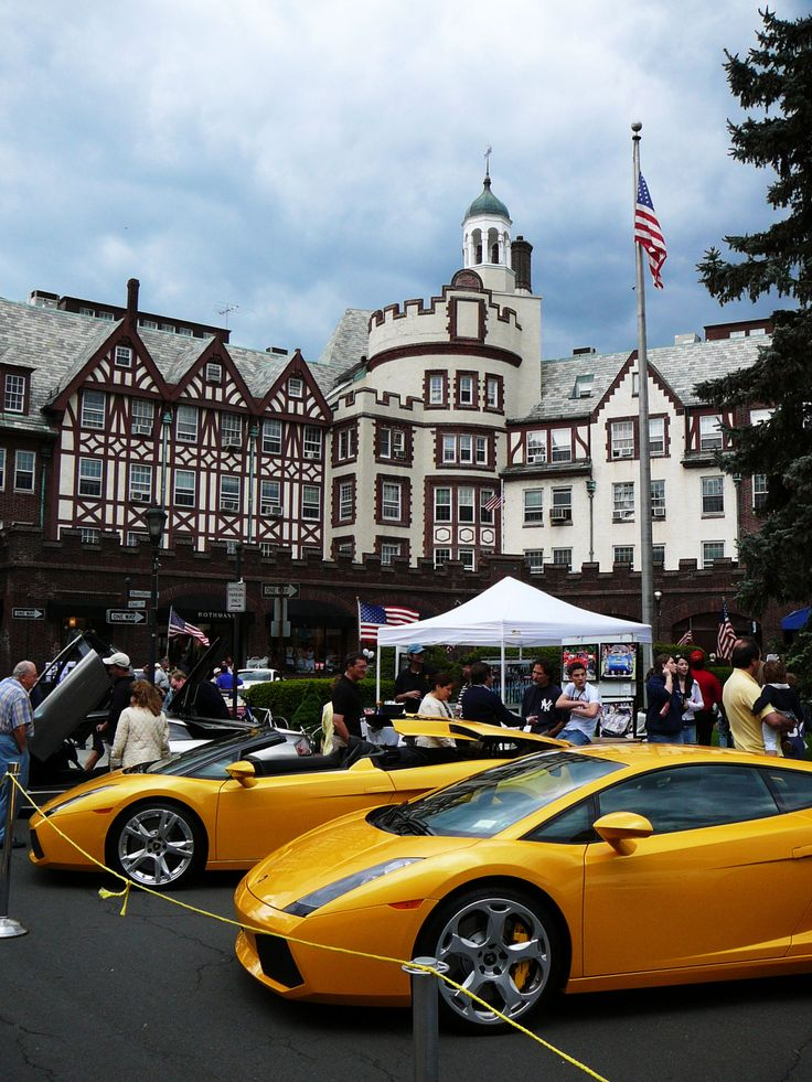 The Richest Town in America is Home to the World's Most