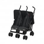 Koelstra Simba Twin buggy Black
