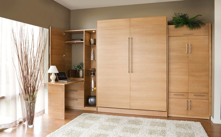 13 best murphy bed ikea images on pinterest wall beds 3 for Murphy wall beds hardware