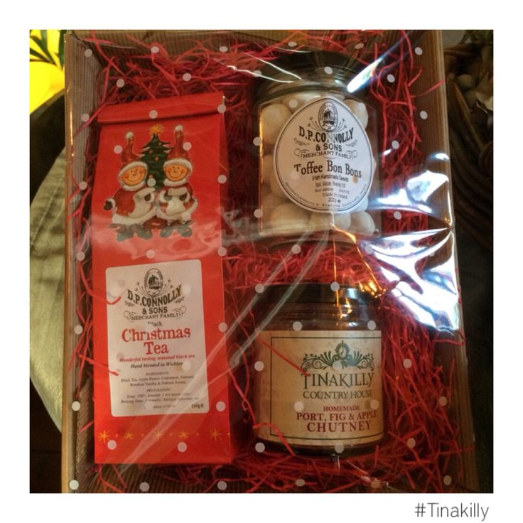 Tinakilly Hampers #TinakillyHampers
