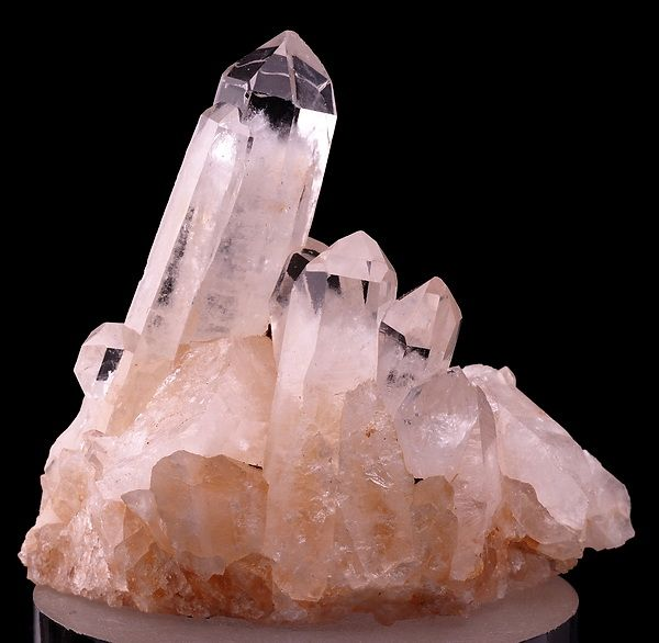 KWARC - kryształ górski