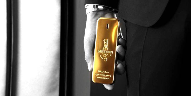 Paco Rabanne - Parfum 1 Million - Eau de Toilette - parfum pour homme - perfume for him - men fragrance
