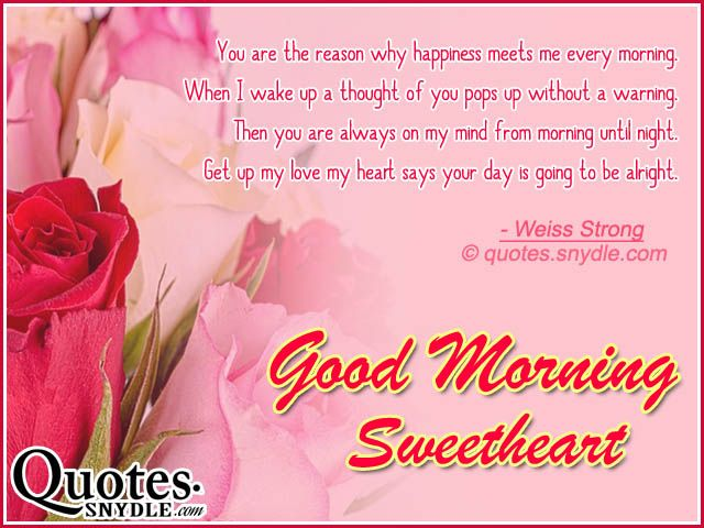 Romantic Good Morning Quotes: Best 20+ Romantic Good Morning Quotes Ideas On Pinterest