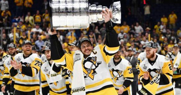 Stanley Cup Champion Pittsburgh Penguins: 'Respect The Institution' | Weasel Zippers