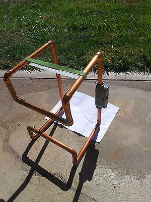 AG6IF BUILT 3DFL, 2 METER FULL WAVE HAM RADIO ANTENNA, WORKS ON ...