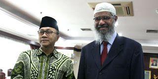 Islam Garis Lurus: Zakir Naik: Islam Toleran Untuk Kemanusiaan