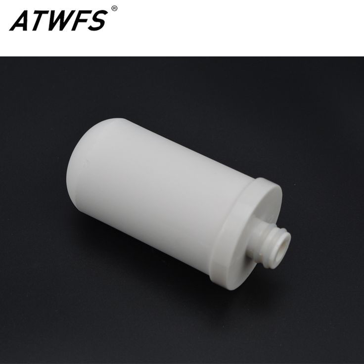ATWFS 2pcs/lot Replacement Ceramic Filter Cartridge Faucet Filter Water Filters for Household Water Cartridge