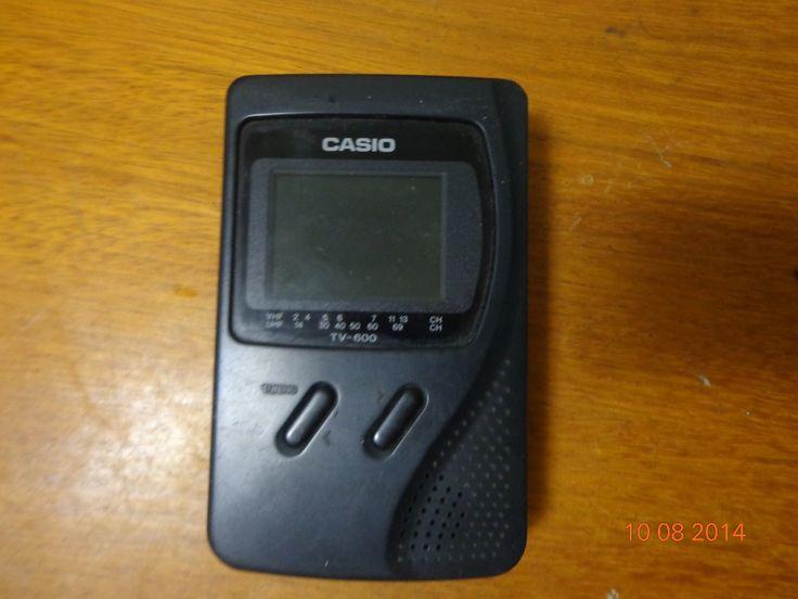 tv portatil cassio tv-600