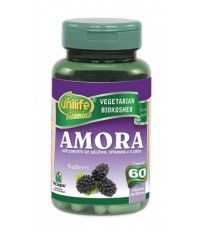 Amora 60 capsulas 500 mg