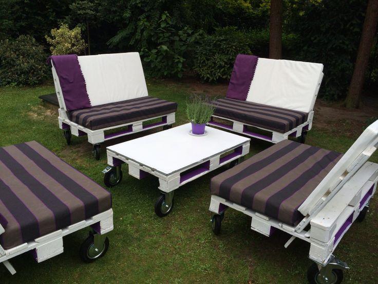 my new garden furniture