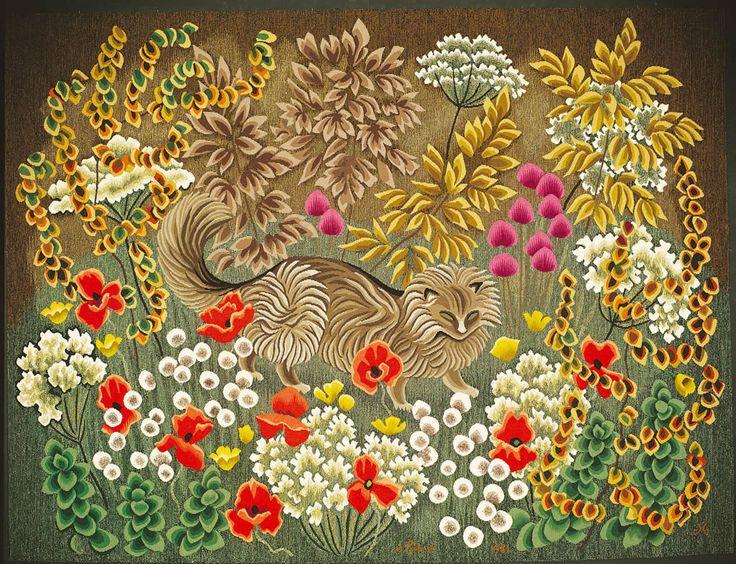 Dom Robert (1907-1997), un grand nom de la tapisserie d'Aubusson