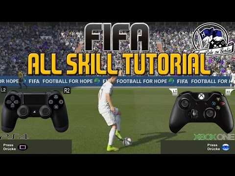 http://www.fifa-planet.com/fifa-tutorials/fifa-all-skill-moves-tutorial-controller-animation-ps4xbox-onepc/ - FIFA | All Skill Moves Tutorial + Controller Animation [PS4/XBOX ONE/PC]  ▼ Open me! • FIFA 15 PS4 kaufen auf Amazon: http://mmo.ga/BG3i • FIFA 15 Coins Coins Buy at MMOGA: http://mmo.ga/ieE2 ______________________________ THE SKILL TIMELIST 1 Stern Skills ★ : 0:25 – 0:47 2 Stern Skills ★★ : 0:48 – 2:15 3 Stern Skills ★★★ : 2:16 –