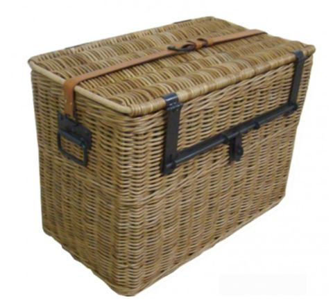 Travellers Wicker Chest - Complete Pad ®