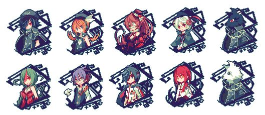 Lieat 2 characters rpg games and others pinterest for Apartment 412 rpg maker