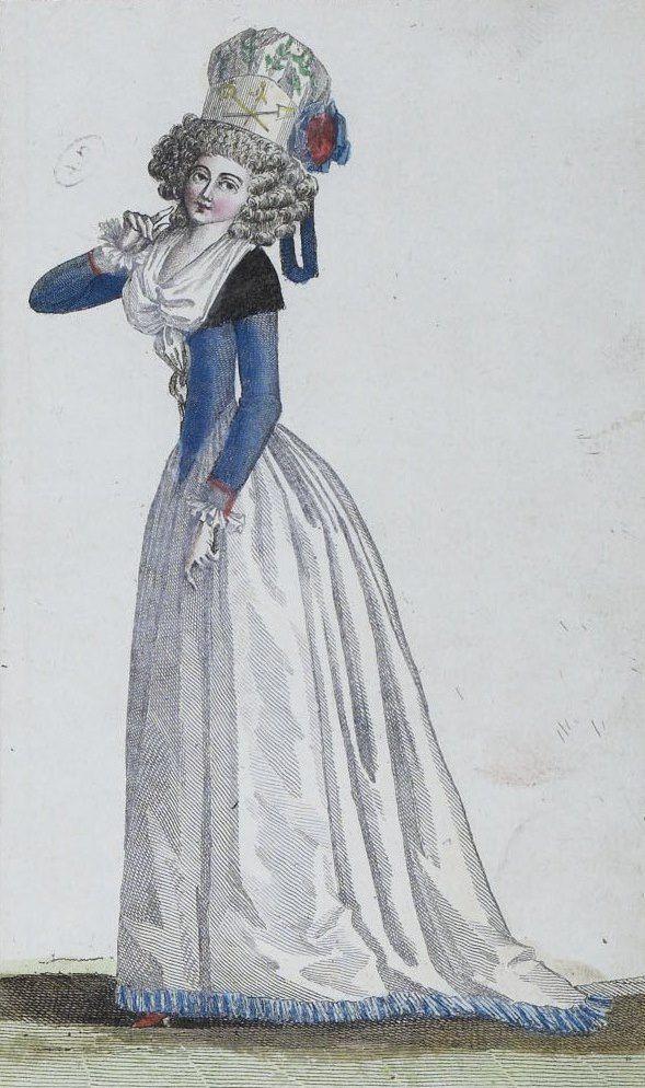 Magasin des modes nouvelles, françaises et anglaises: 21 Septembre 1789