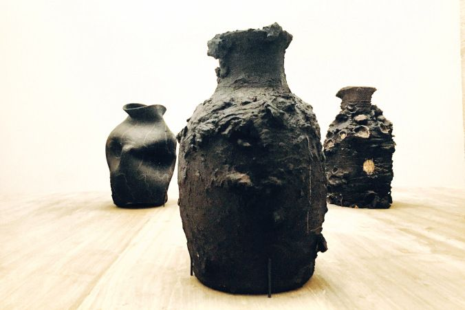 Miquel Barcelo exhibition in Picasso Museum in Paris