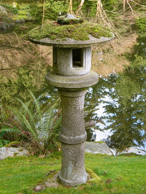 Moss and Stone- Spirit House