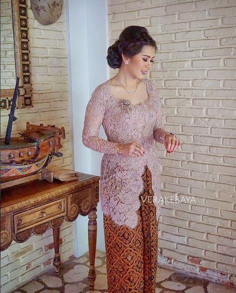 Model Vera Kebaya Wisuda Simpel Dan Elegan Terbaru Wisuda Di 2019