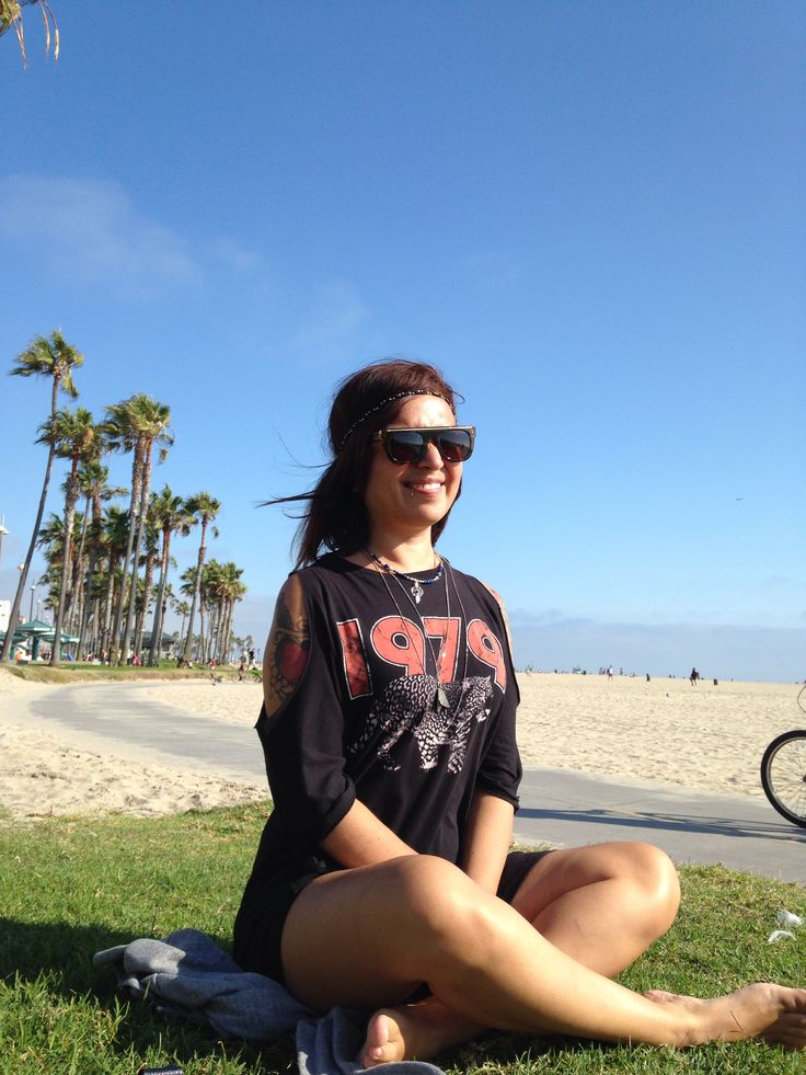 Happy in L.A