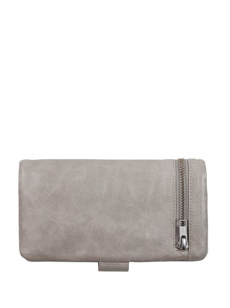 Status Anxiety - Esther Wallet - Grey  $79.00