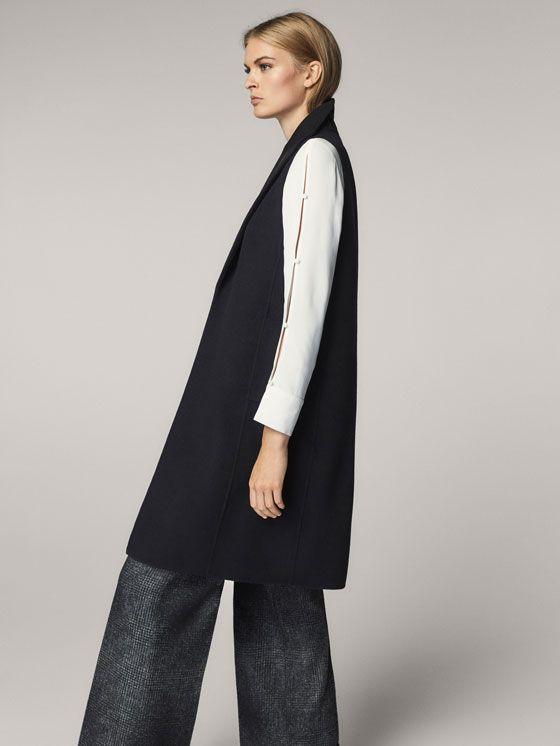 Las chamarras de mujer más elegantes en Massimo Dutti. Descubra chamarras acolchadas, chaquetas de piel o bombers de la colección Otoño Invierno 2017.
