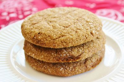 Black Strap Molasses Cookie - soft texture with a great flavor!